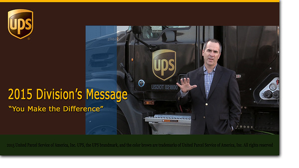 UPS Safety/Training Videos