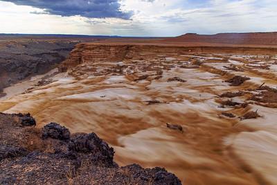Grand Falls of the Little Colorado River