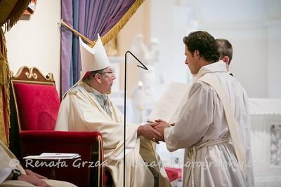 Fr Albert Scharbach's Ordination and First Mass
