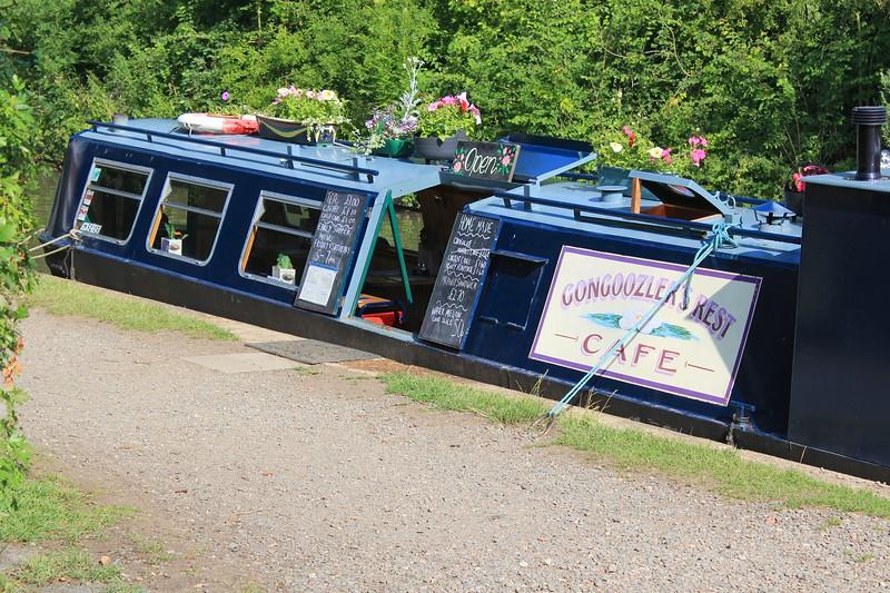 Floating Cafe Braunston
