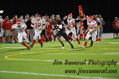 White Plains vs. North Rockland Varsity Football