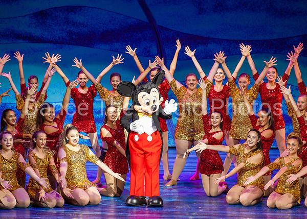Summertime Spectacular Walt Disney World