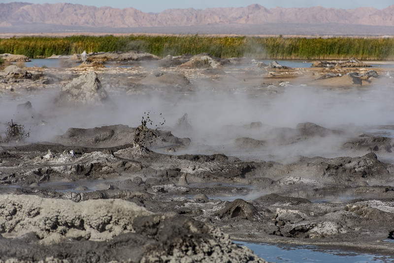 "The ""new"" mudpots / mud volcanoes at the Salton Sea"