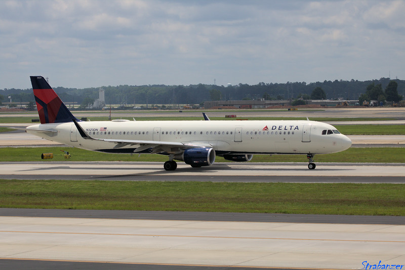 Airbus A321_211(WL)  s/n 7672 N323DN Delta