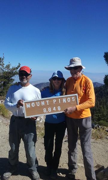 Mt. Pinos, September 21, 2019
