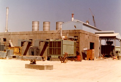 Jebel Ali Sub Station