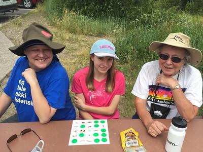 Water & Wildlife Adventures With Your Granchild in GTNP
