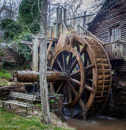 North Georgia Grist Mills