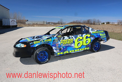 040717 Scott Karbon Race Car Photos