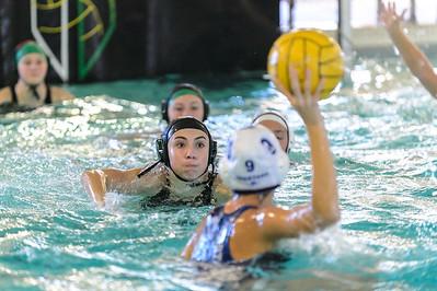Tigard HS Girls Varsity Water Polo v Hillsboro 2018