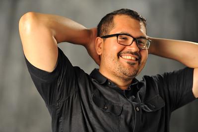 Comedian  Jose Moris Head Shots