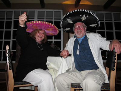 Us in Mexico, January 2010