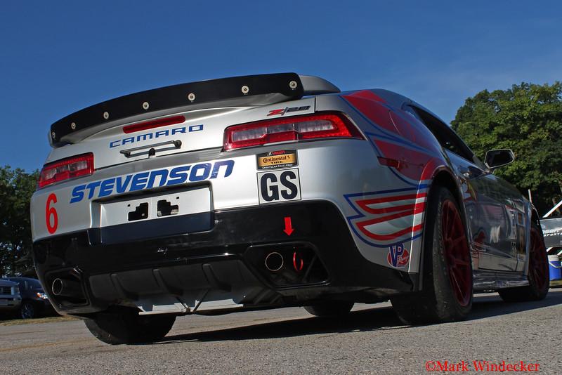 GS-Stevenson Motorsports Chevrolet Camaro Z/28.R