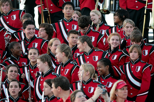 Creekside vs. Ponte Vedra - The Marching Band