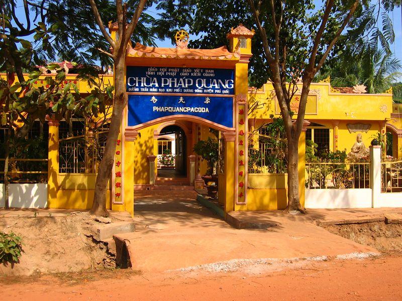island temple