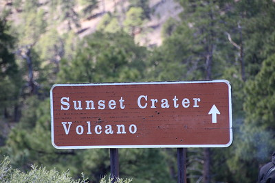 2019  Sunset Crater / Volcano 5-18