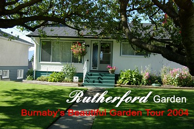 Rutherford Garden