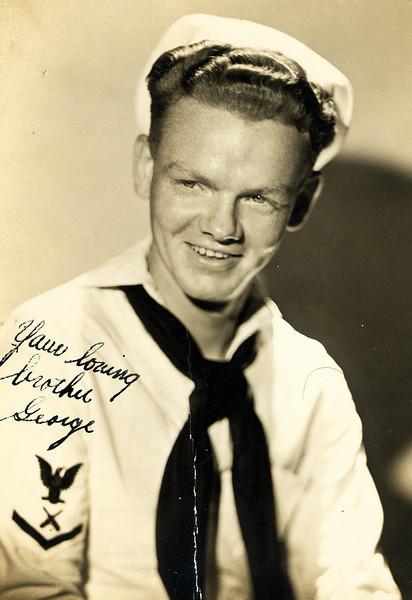 George David Marshall during World War II
