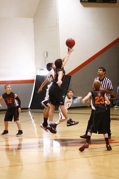 St Maries aau basketball vs postfalls 12-4-2010