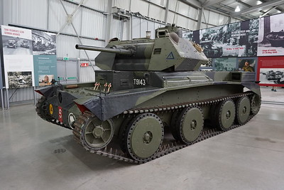 Cruiser Mk III (A13 Mk I)