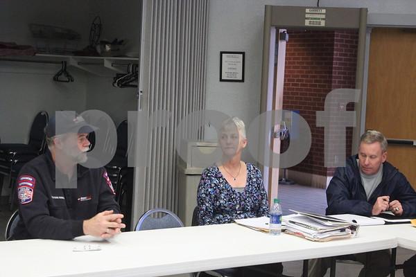 Ambulance Committee Meeting - January 2017