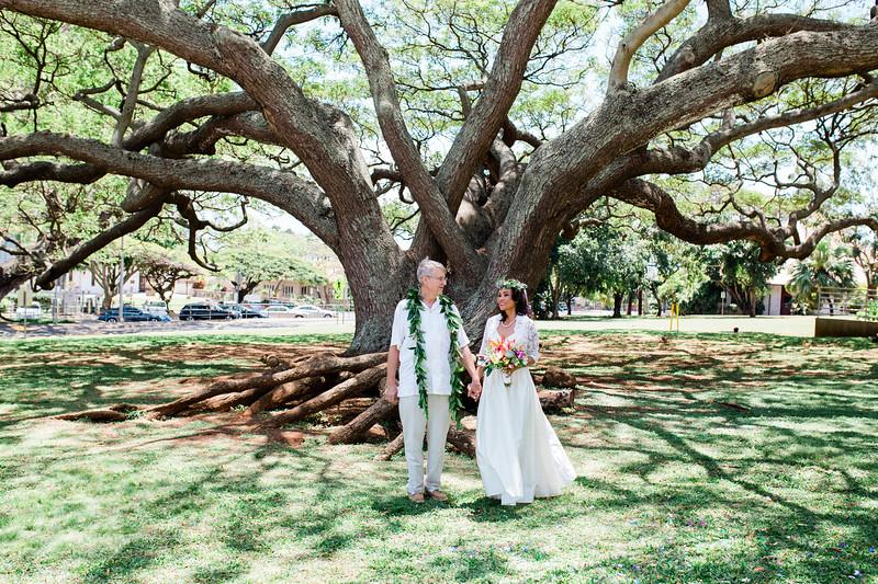 Vivian + George (Wedding)