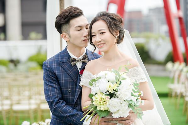 WEDDING 台北婚禮|新莊典華 光廊