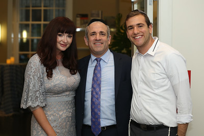 Steven's 50th Birthday (proofs) @ The Center For Jewish History 8.19.18