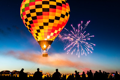 Sunflower Balloon Fest, 2017