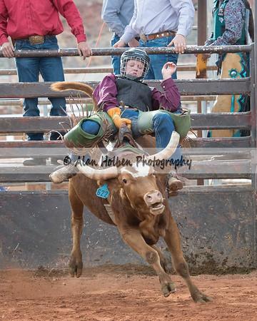 2018 Junior High Rodeo (Saturday) - Bareback