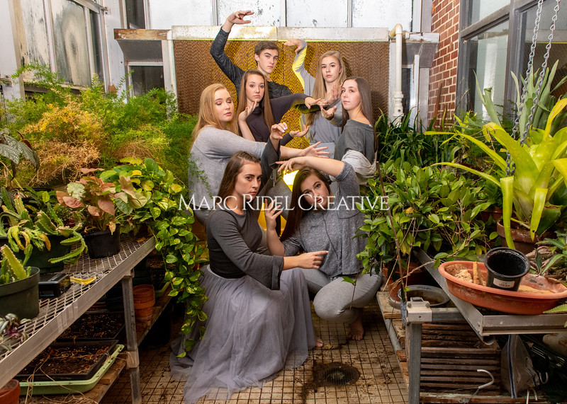 Broughton dance green house photoshoot. November 15, 2019. MRC_6749