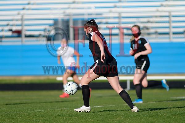 03-30-21 Oak Grove Vs Lexington Varsity Girls Soccer