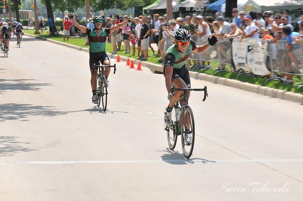 Texas State Skill-Based Criterium Championships - Pro/1