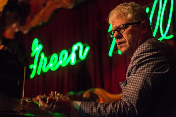 Matt Wilson Quartet - Green Mill, Chicago - Nov 2015