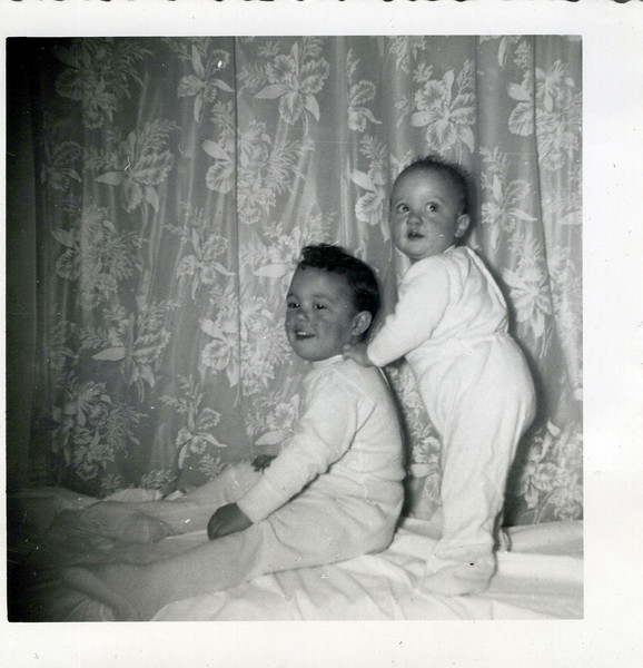 1952 Pajama picture of Butch and Ken.jpeg