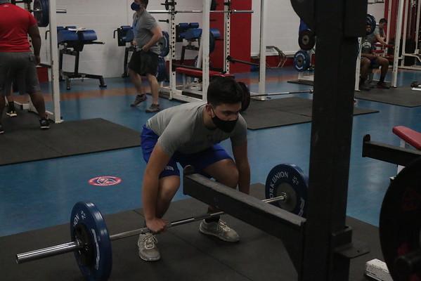 Off-Season Workouts - Feb 2