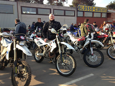 Paasrit Grensland Enduro Club 2013