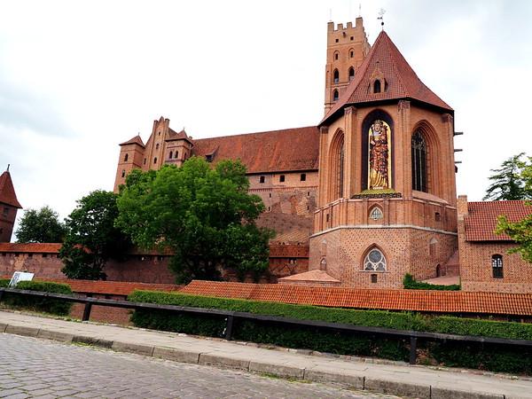 Gotycki Zamek Krzyzacki, 2017