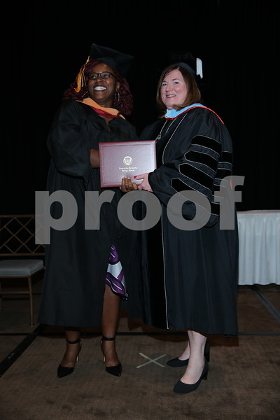 AUGUST 2018 Resurrection Graduation and Pinning