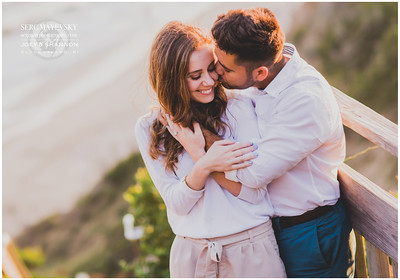 Joey & Shannon Engagement Session - Block Island, RI