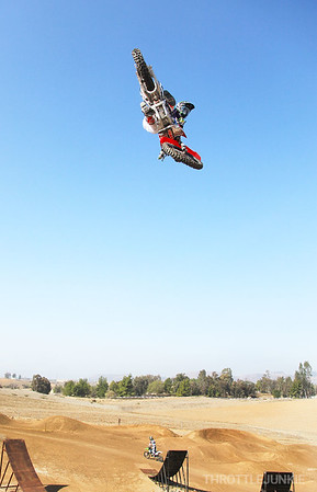 Faisst compound,Ronnie,Adams,Taka and Genke FMX life style