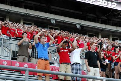 Welcome Week Buckeye Kick-Off 2012