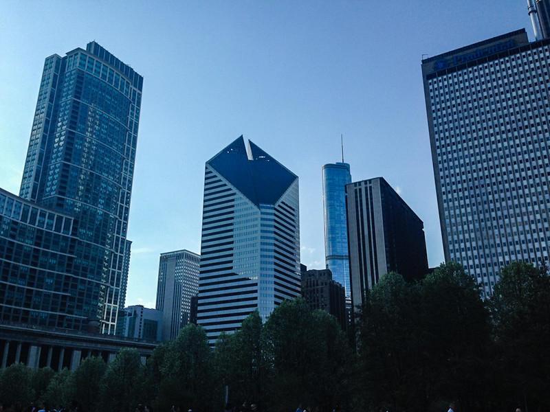chicago downtown walking tour