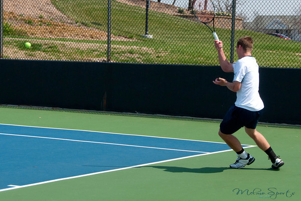 WU Tennis vs Truman