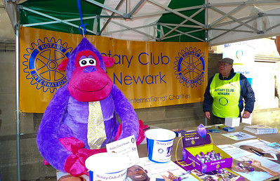 Members of Newark & Sherwood Rotary club .2013