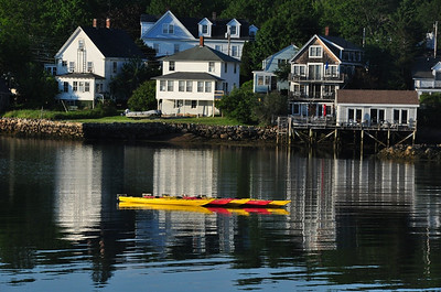 Royal George Boothbay Cottage
