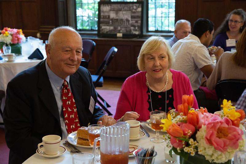 Alumni Weekend 2019 Old Guard Luncheon