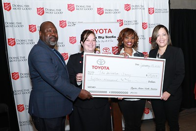 Toyota Walk in my Boots BALTIMORE 2020