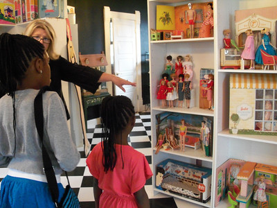 Barbie Doll Dream House Museum