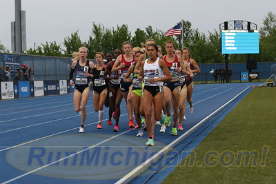 10000M Women - 2021 NCAA Division II Outdoor Track & Field Championships